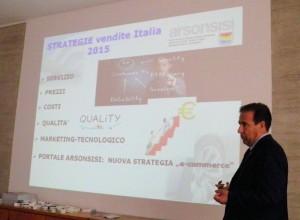 Cristoforo Brendas, Italy Powder Paint Sales Manager.